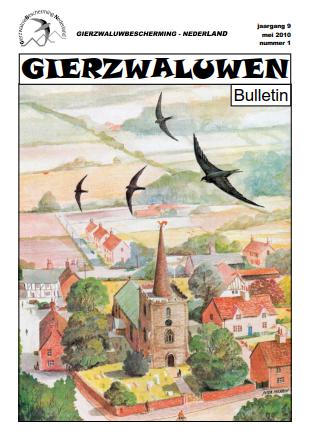 GBN Bulletin 2010 1 voorkant klein