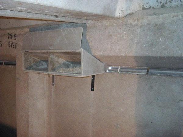 Nestkast Gierzwaluw Inbouw Waveka Observatiekast klein