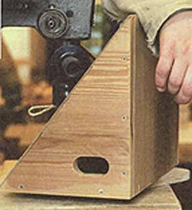 Nestkast Gierzwaluw ModelVathorst hout klein